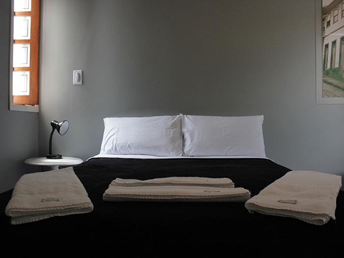Suíte Consolação - Garoa Hostel