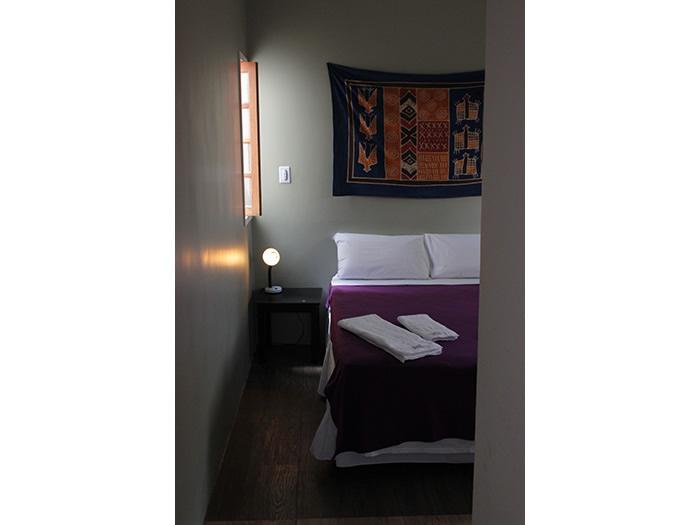 Suíte Faria Lima - Garoa Hostel