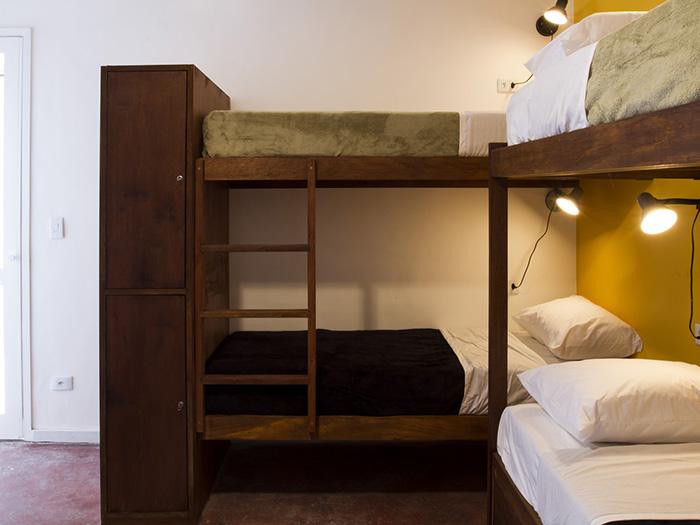 Quarto São João - Garoa Hostel
